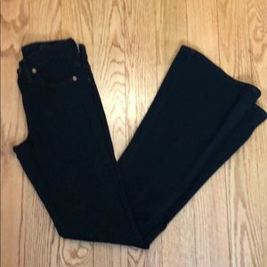 """NWT Red Engine Black Flare Jeans 34"""" inseam"""